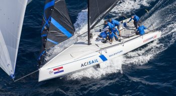 ACI Sail was presented at the famed Real Nautico De Palma Yacht Club