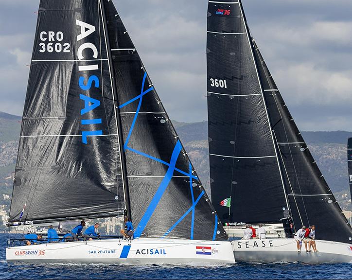 Regatta announcemnt: ACI Sail ClubSwan 36 Championship, brand new one-design regatta in Croatia
