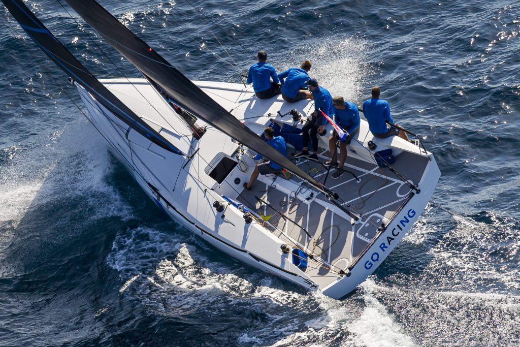 club swan 36 racing regatta sailboat