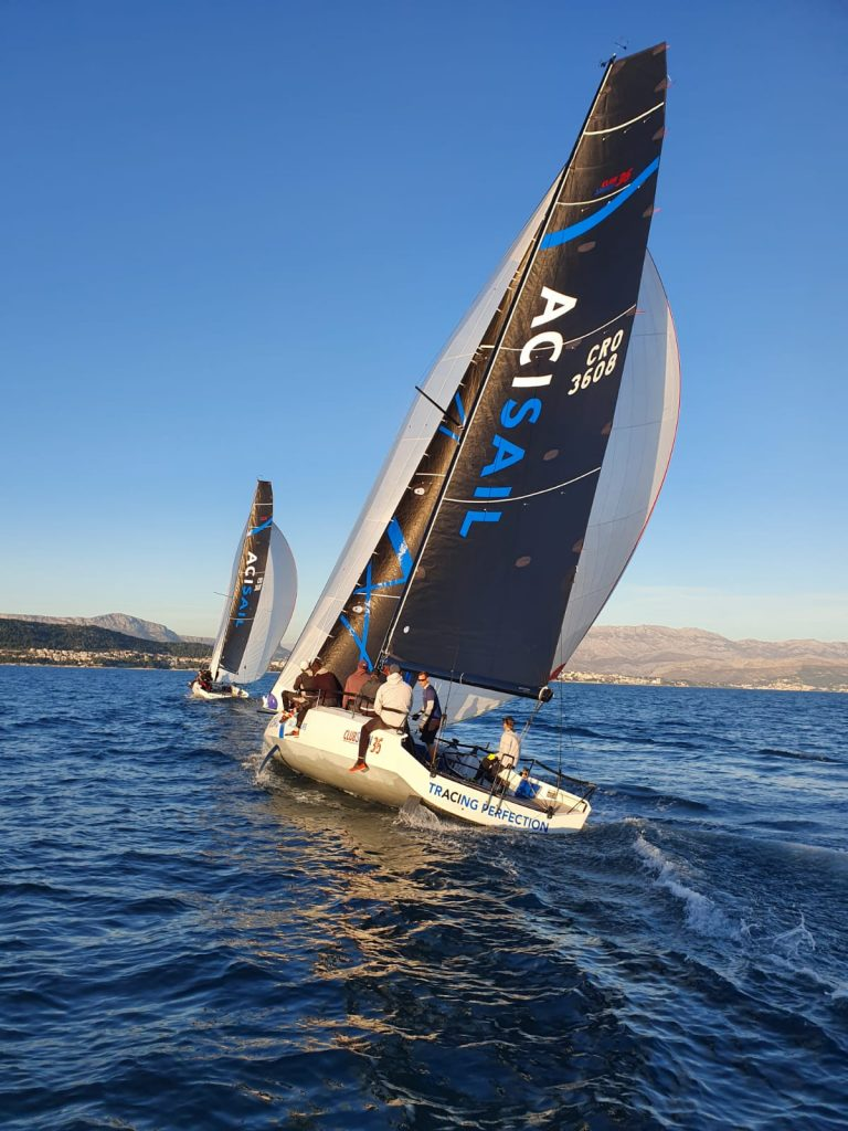 ACI Sail 1st training camp: Sailing tips and tricks from Croatian master of match racing