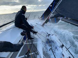 Offshore sailing in ClubSwan 36? Bring it on….